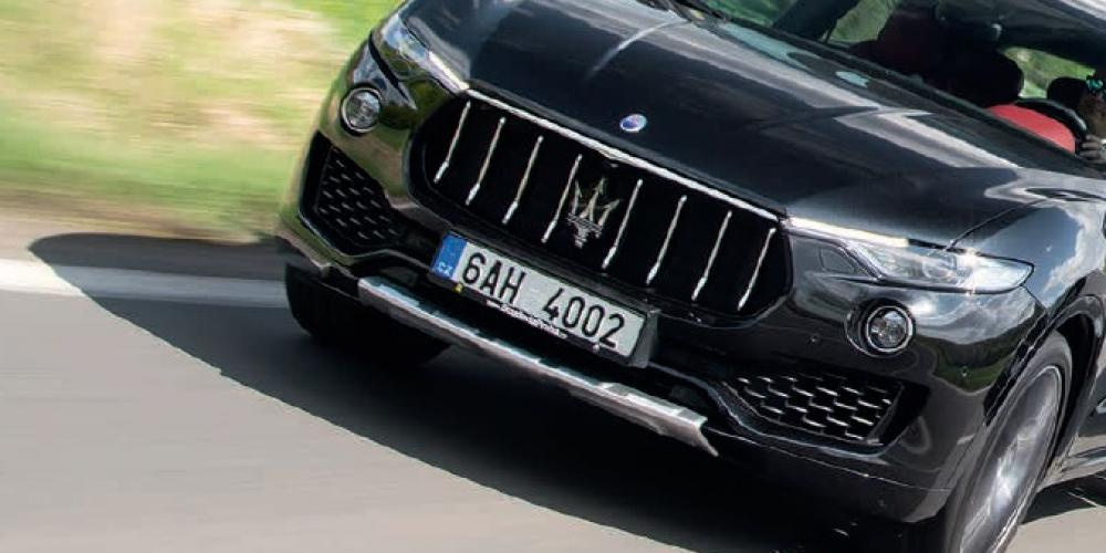SPEED: Maserati Levante S Q4 vs. BMW X6 M50d