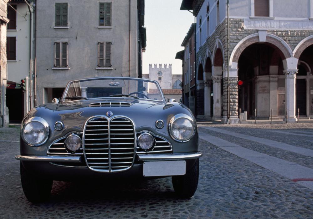 Maserati slaví výročí modelu A6G 2000