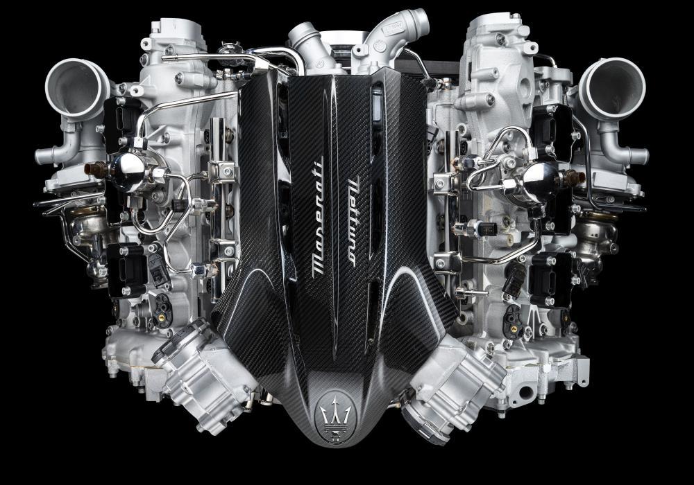 Maserati představuje Nettuno