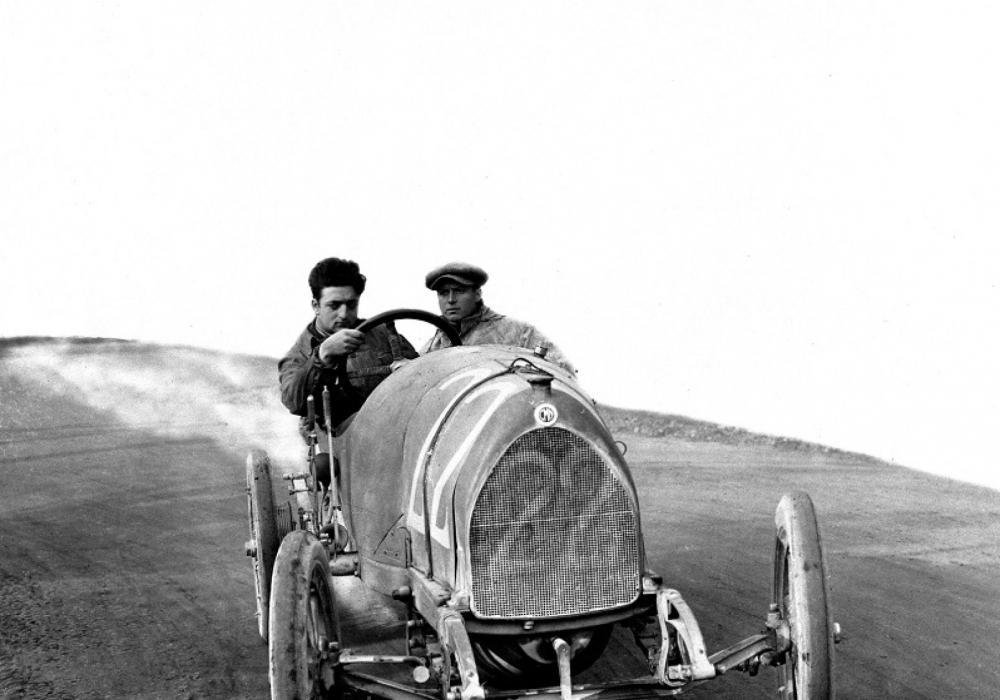 120 let od narození Enza Ferrariho