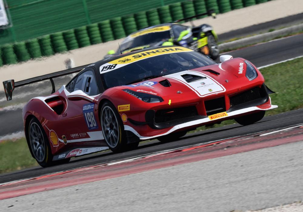 Ferrari Challenge a bohatý doprovodný program maranellské značky láká do Brna