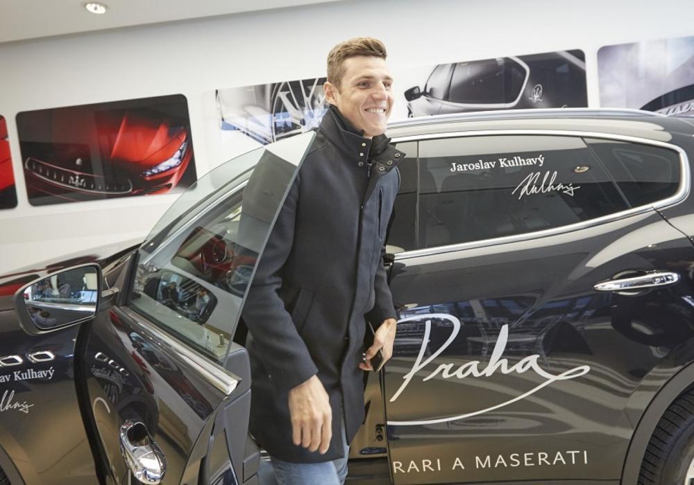 Jaroslav Kulhavý a Maserati roztočí společně kola i v sezoně 2018