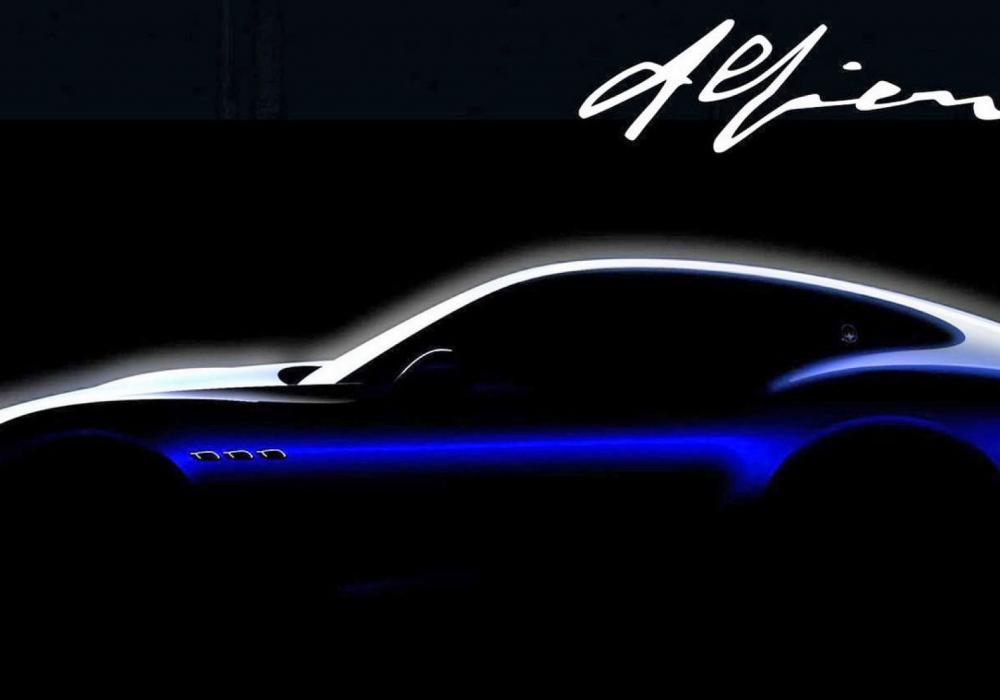 Maserati Alfieri už je na dohled