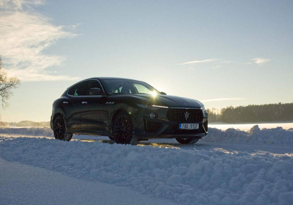 Výjimečné Maserati Levante S Q4 v netradičním testu Autickar.cz