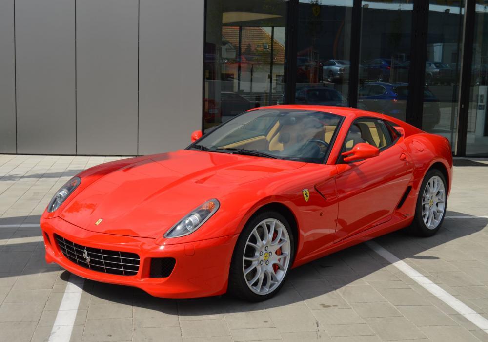 V Česku se prodalo unikátní Ferrari 599 GTB