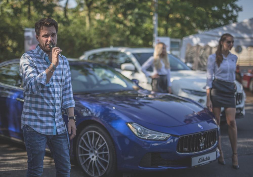 Soutěž o řidičský kurz Master Maserati Premium na okruhu Varano de Melegari v Itálii byla zahájena!
