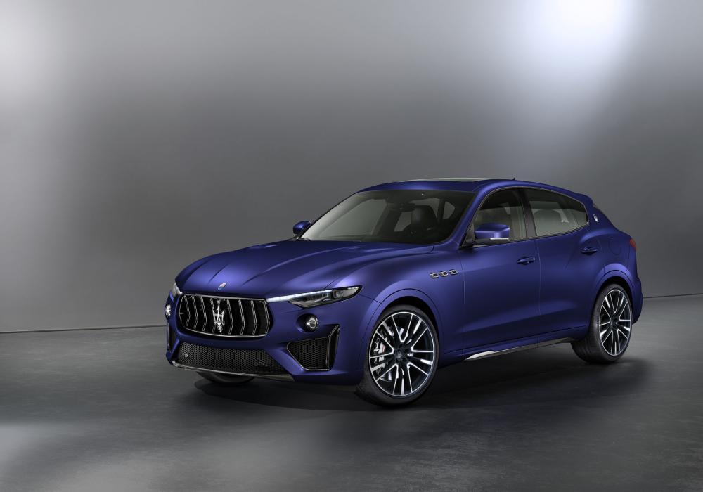 Co chystá Maserati na 89. ženevský autosalon?