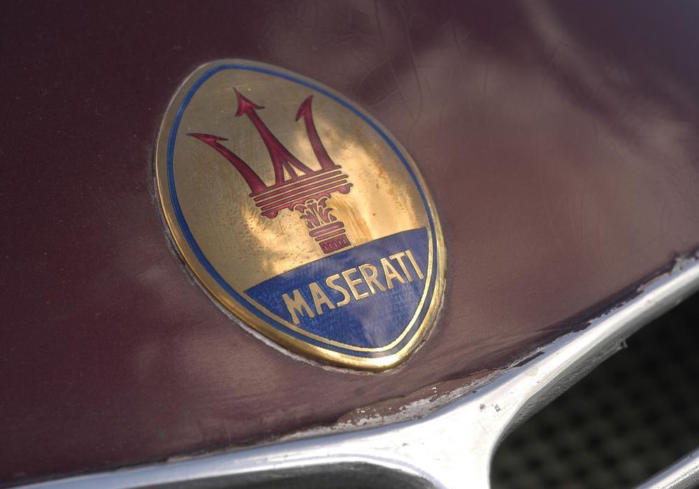 Připomínka historického vítězství Maserati 8CTF v závodě 500 mil Indianapolis