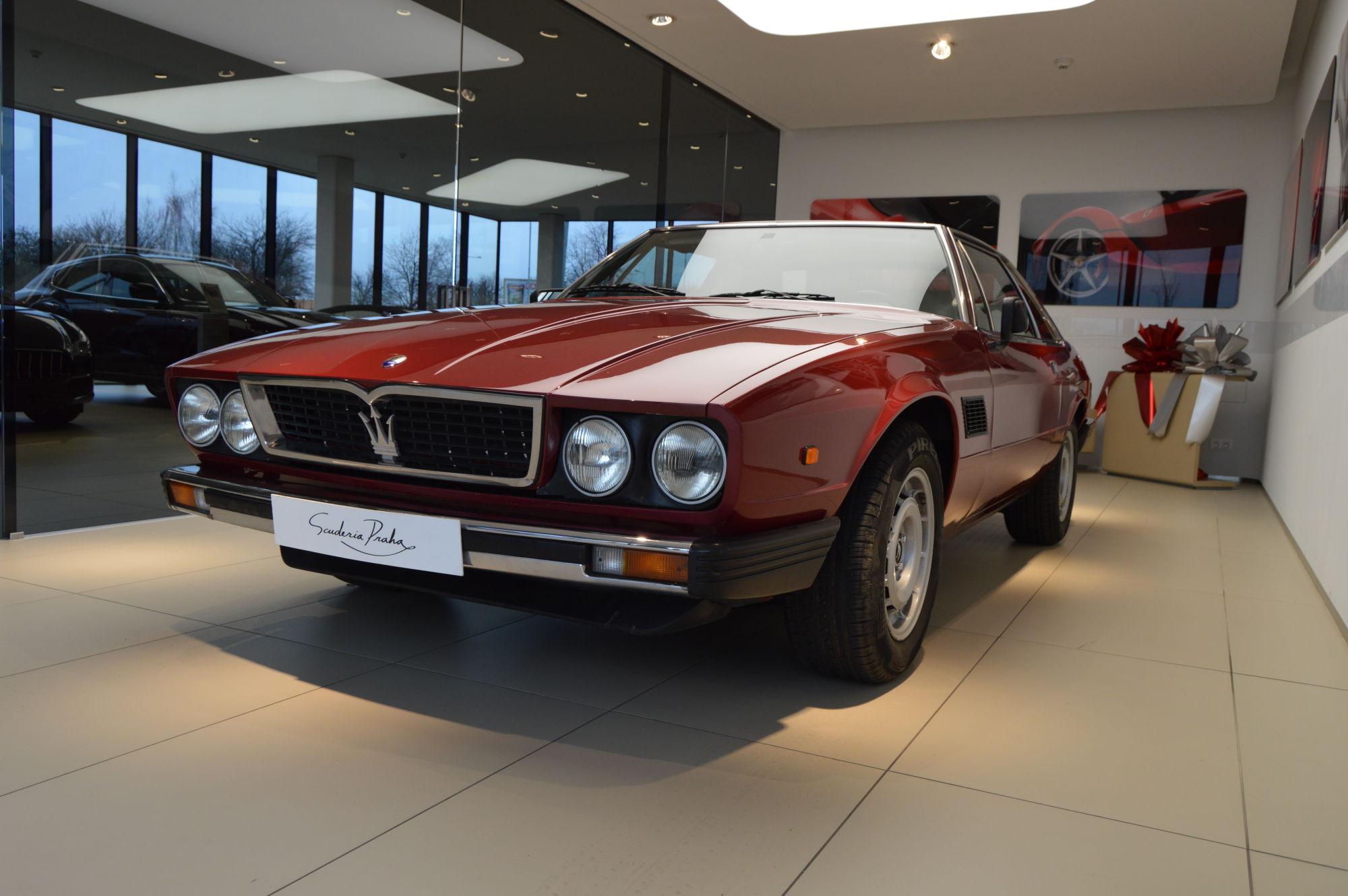 Maserati Kyalami - Scuderia Praha
