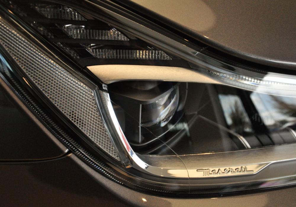 Maserati Ghibli S Q4 GranSport Carbon