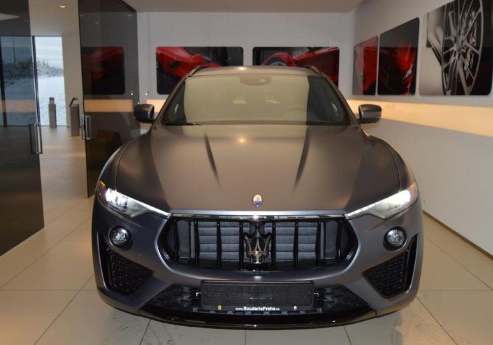 Maserati Levante GranSport S Vulcano