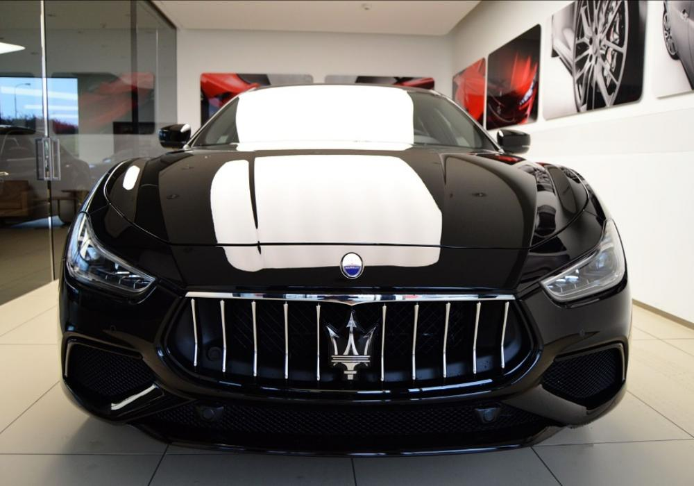 Maserati Ghibli GranSport S Q4 MY19 - ZVÝHODNĚNÍ 500 000 KČ