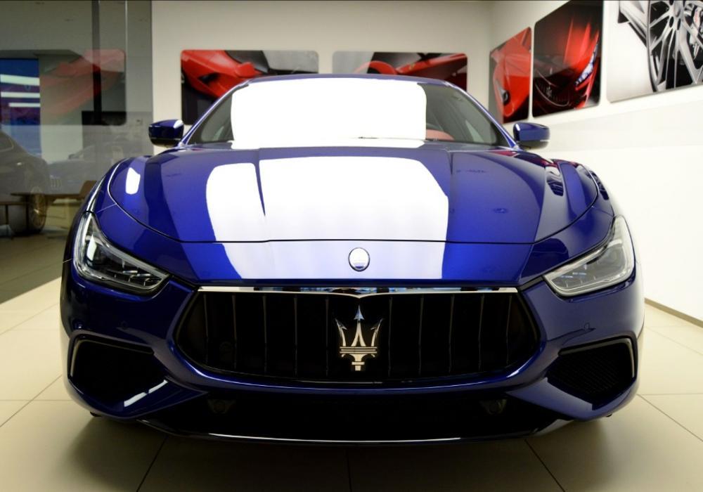 Maserati Ghibli GranSport S Q4 MY18 - ZVÝHODNĚNÍ 20%