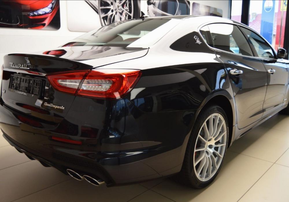 Maserati Quattroporte GranSport S Q4