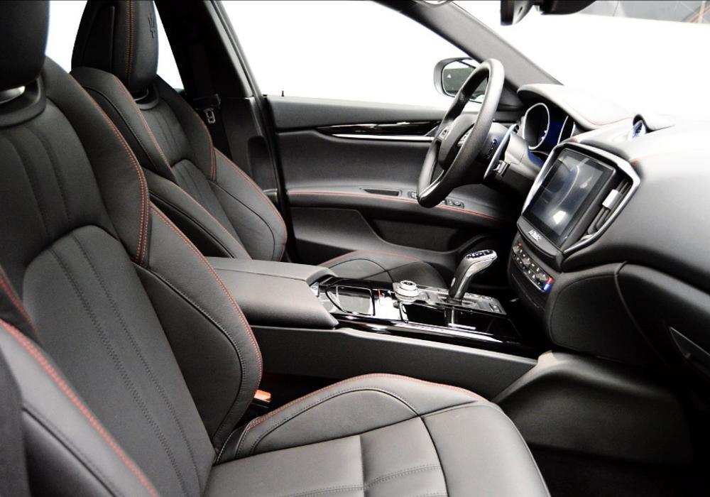 Maserati Ghibli Diesel Limitovaná edice Ribelle