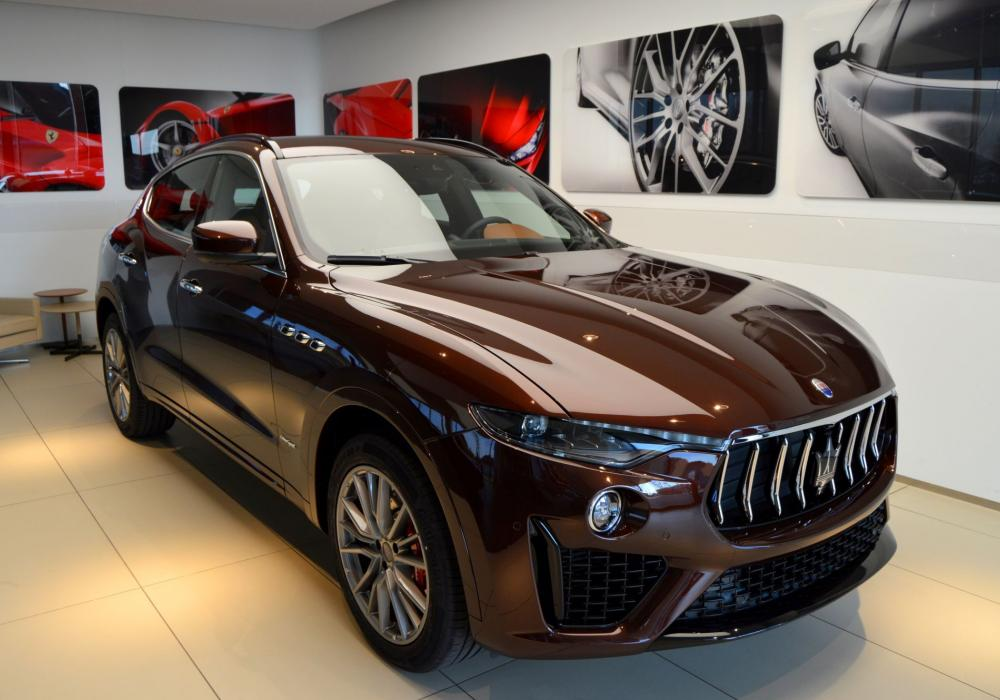 Maserati Levante GranSport - ZVÝHODNĚNÍ 320 000 KČ