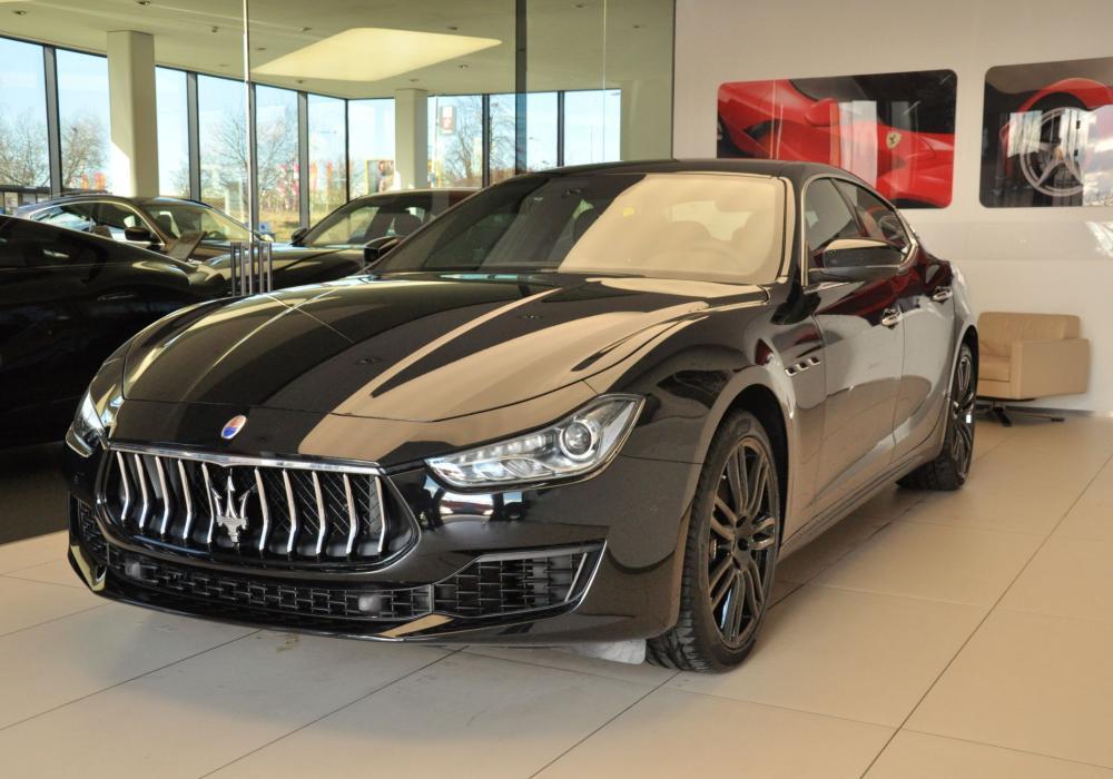 Maserati Ghibli Diesel - ZVÝHODNĚNÍ 317 000 KČ