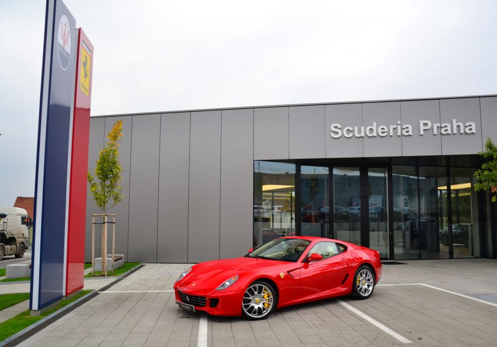 Ferrari 599GTB Fiorano F1