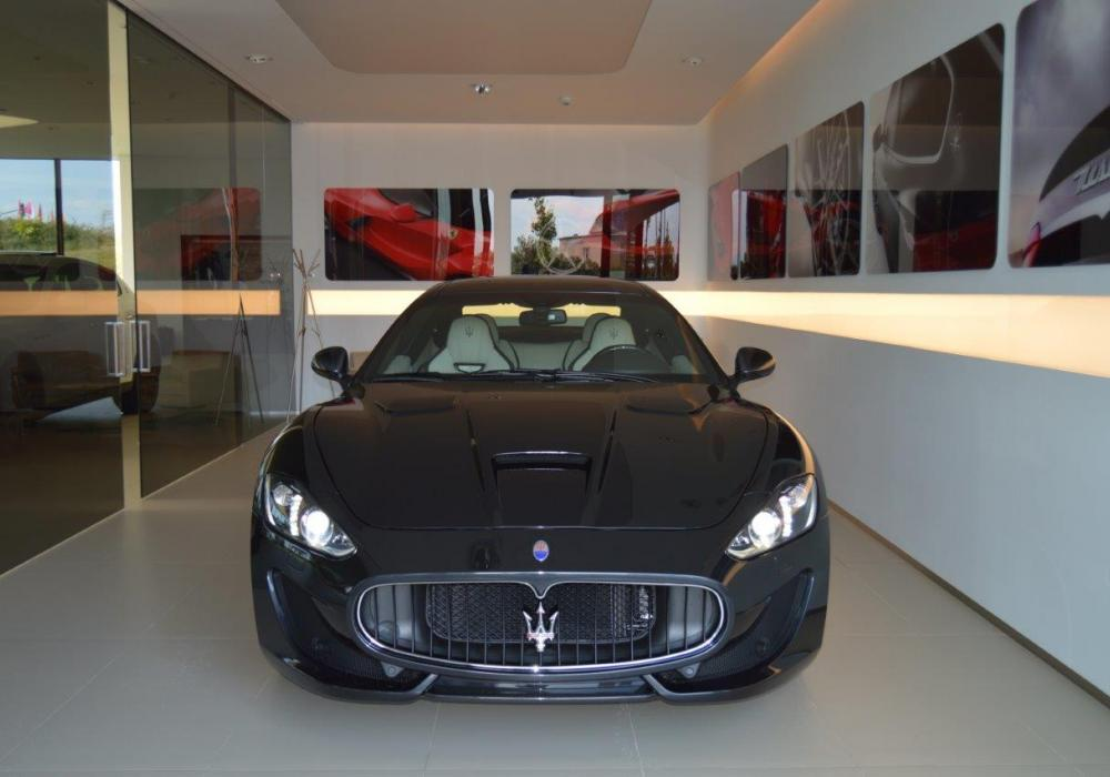 Maserati GranTurismo Limitovaná Edice