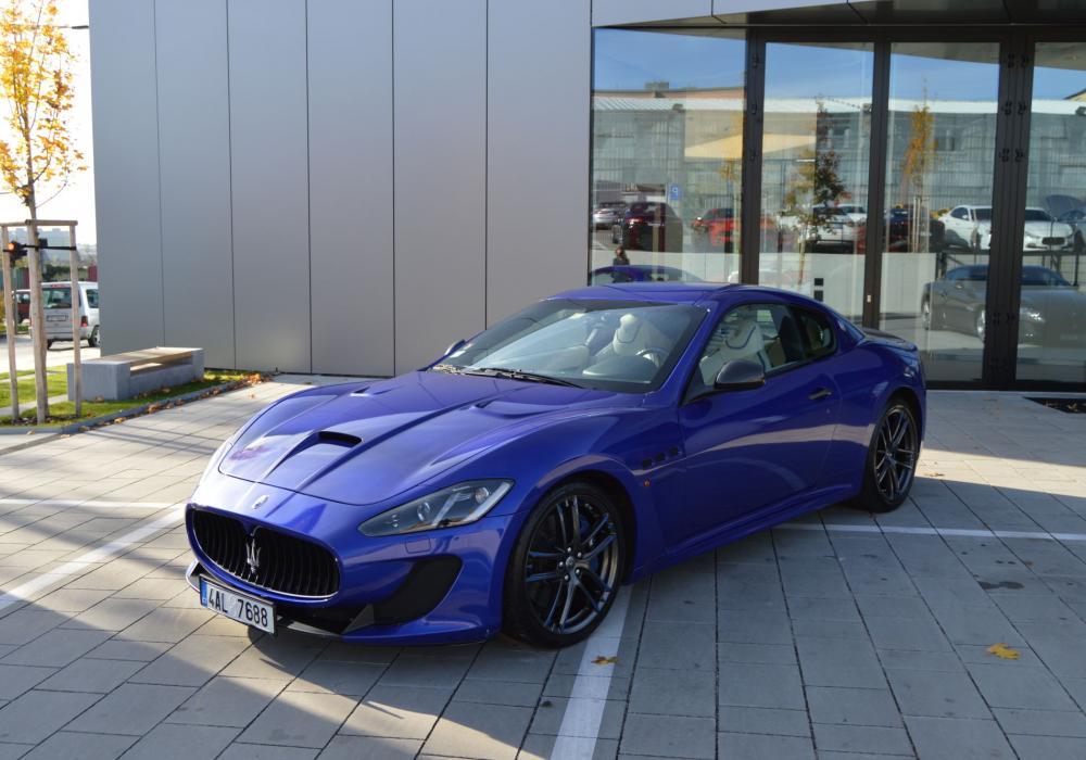 Maserati GranTurismo MC Stradale Centennial
