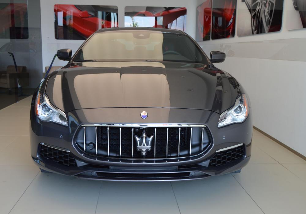 Maserati Quattroporte GranLusso S Q4
