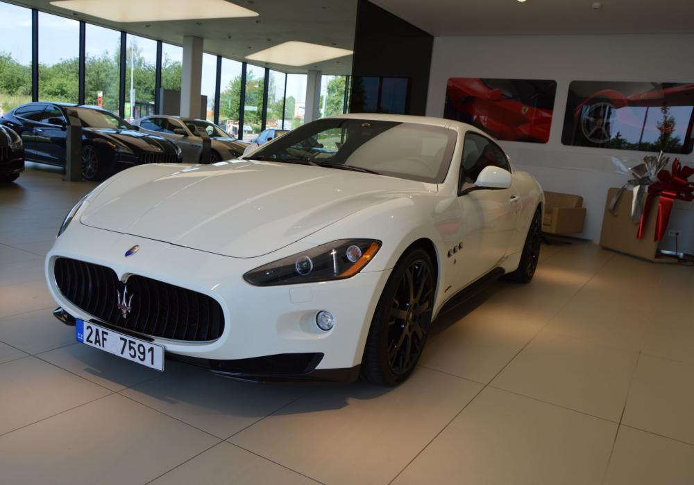 Maserati GranTurismo S F1