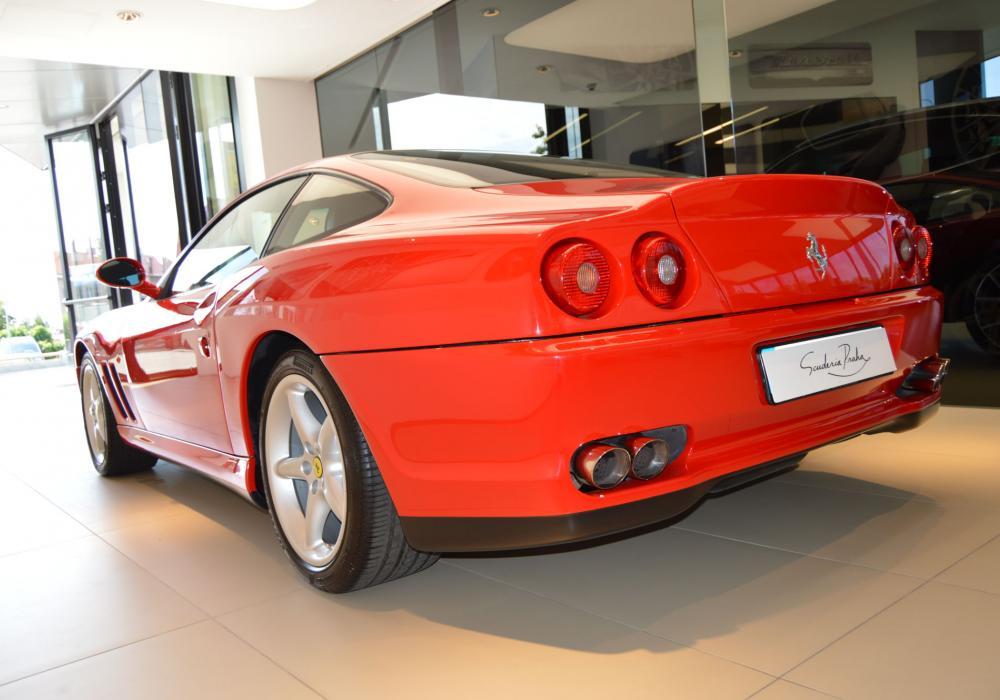 Ferrari 550 Maranello