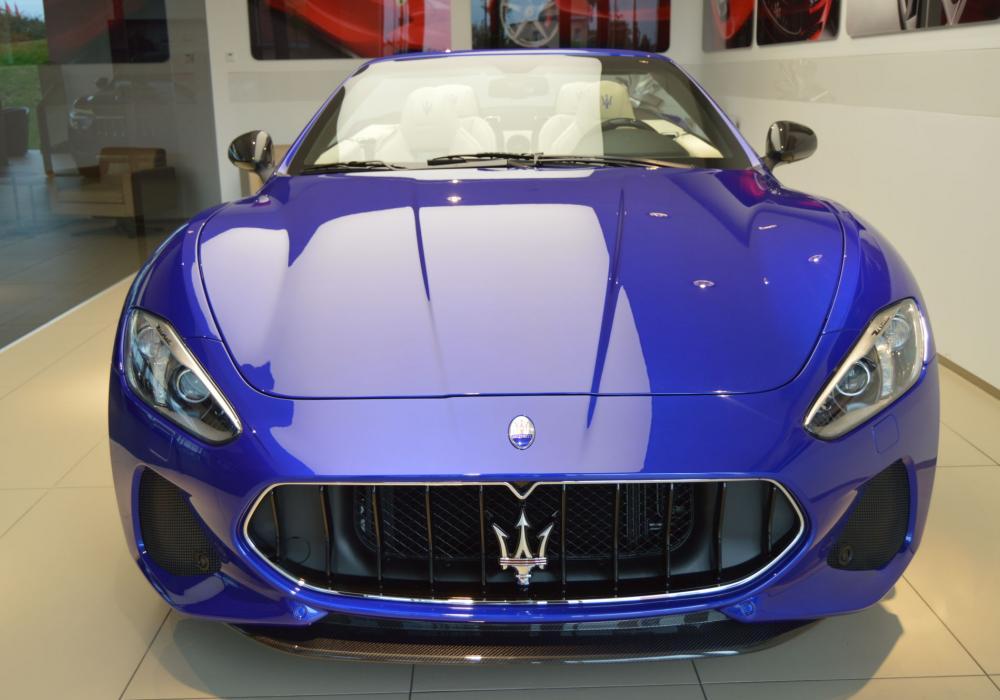 Maserati GranCabrio MY18
