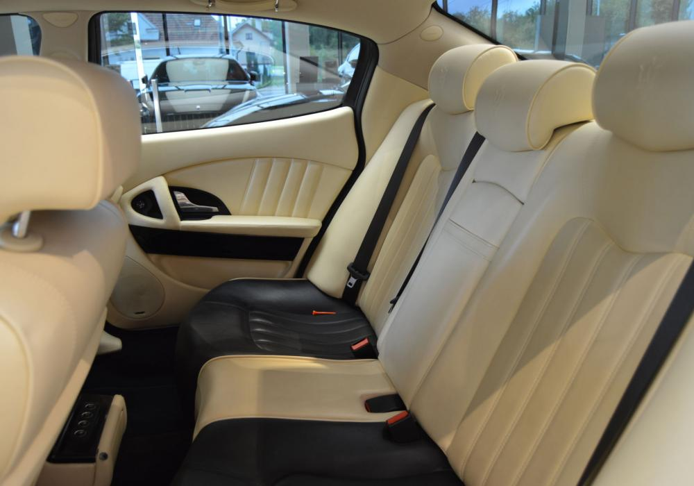 Maserati Quattroporte V8 4,2 Automatic