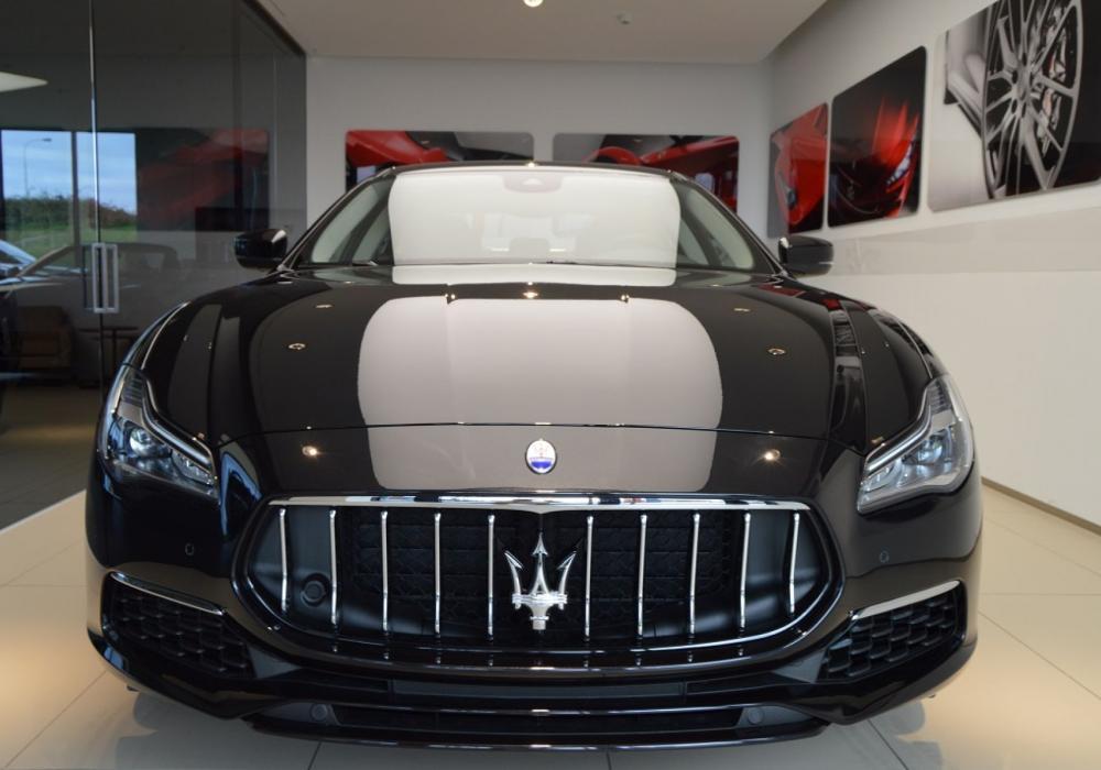 Maserati Quattroporte GranLusso Diesel MY18