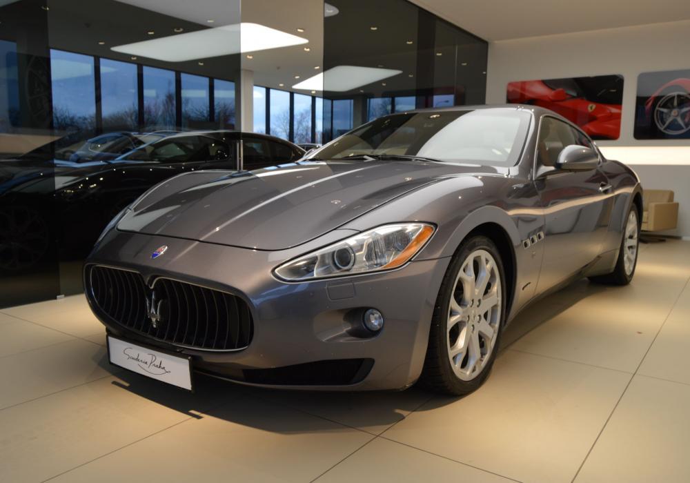 Maserati GranTurismo 4,2 Aut.