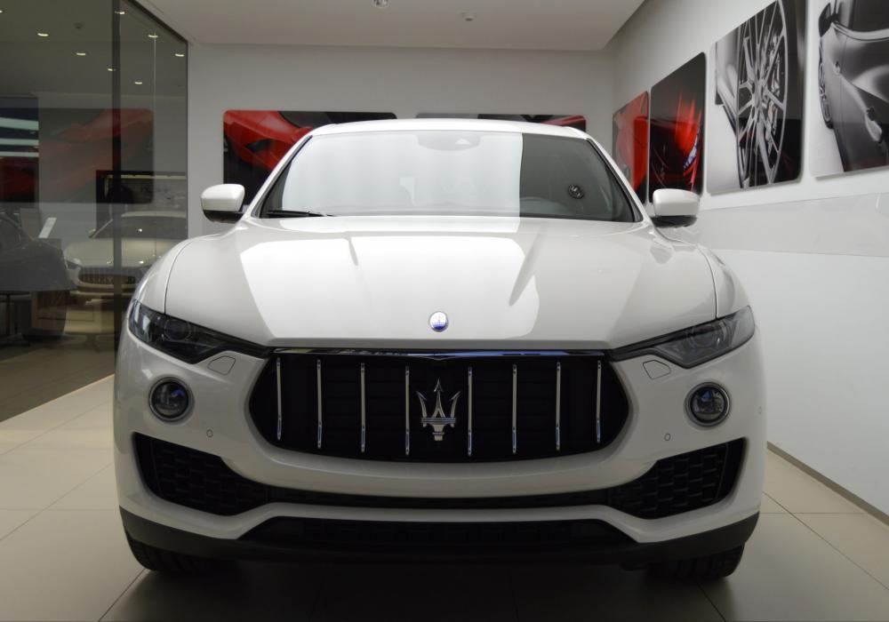 Maserati Levante Diesel MY18