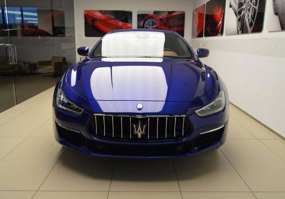 Maserati Ghibli GranLusso Diesel Ermenegildo Zegna MY18 - ZVÝHODNĚNÍ 300 000 Kč