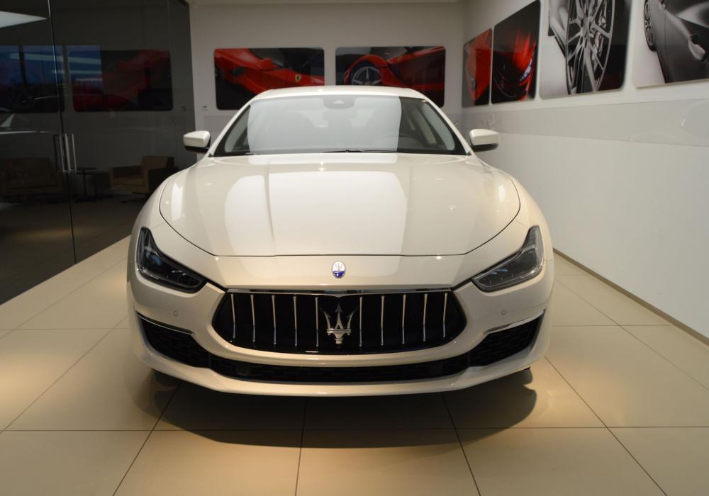 Maserati Ghibli GranLusso Diesel