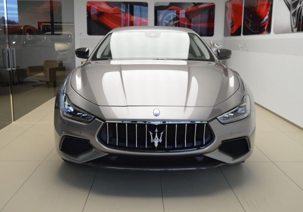 Maserati Ghibli GranSport S Q4 MY18 - ZVÝHODNĚNÍ 600 000 KČ