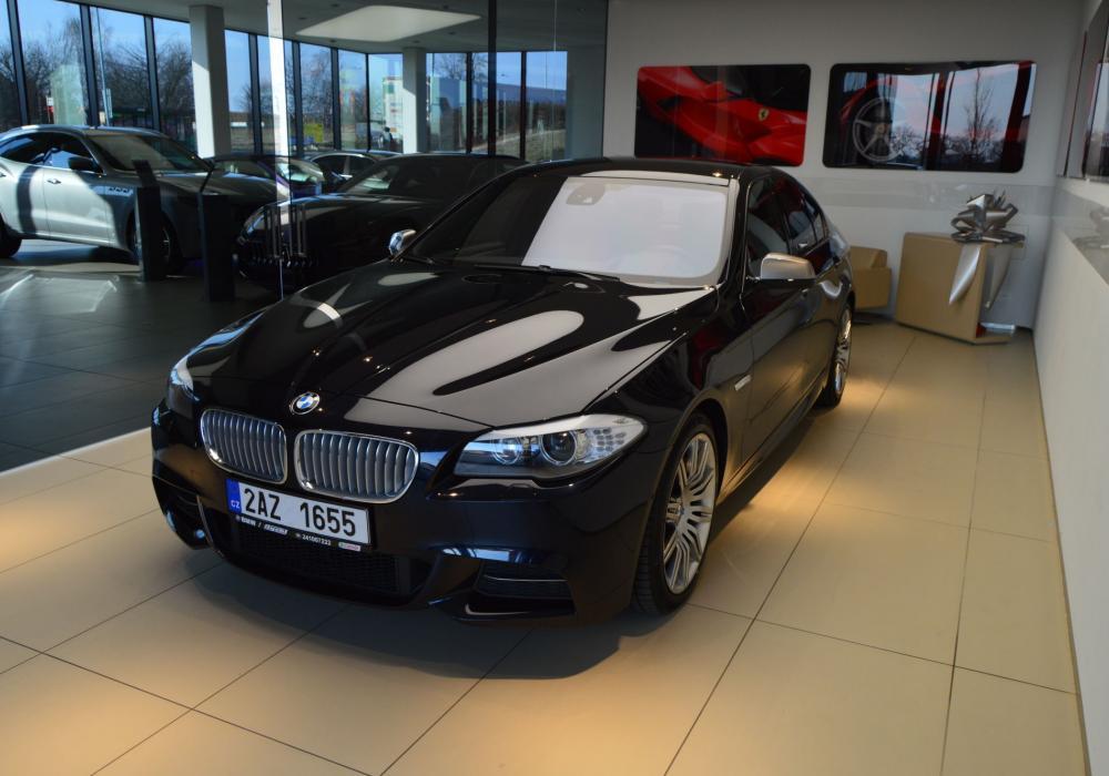 BMW M 550 D