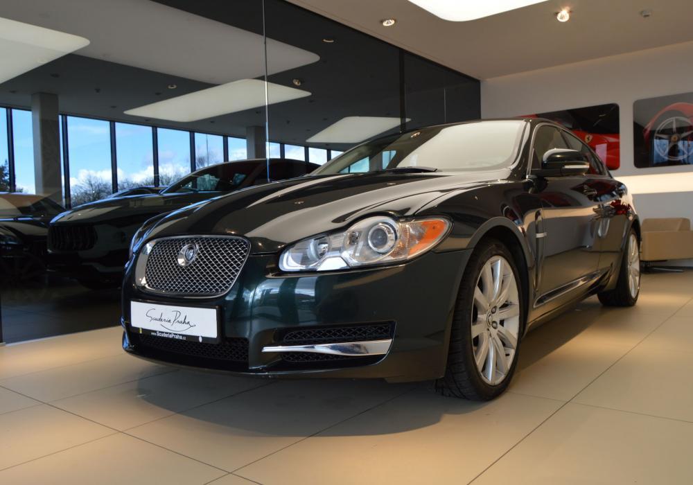 Jaguar XF 3,0D S Premium Luxury