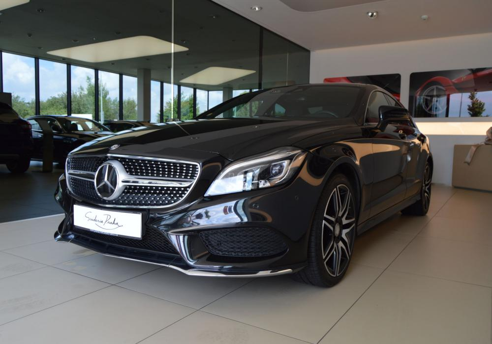 Mercedes Benz CLS 350 D 4MATIC