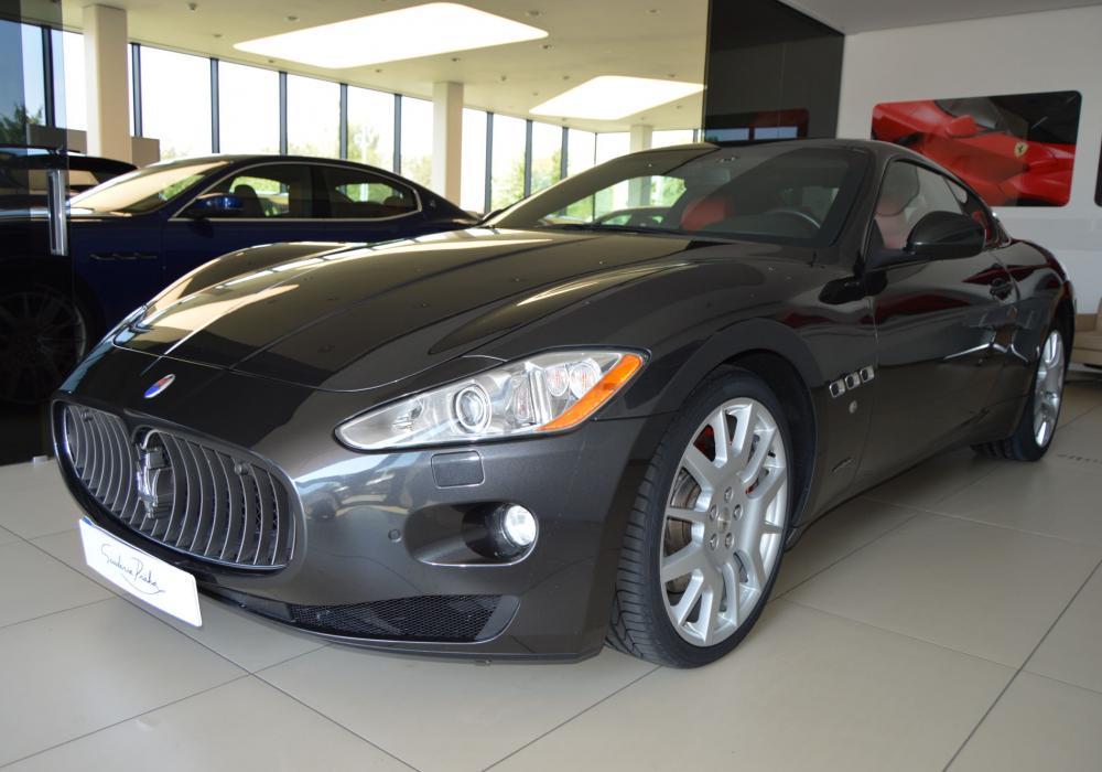 Maserati GranTurismo S 4,7 Aut.