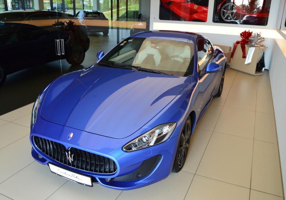 Maserati GranTurismo S 4,7l V8 BOSE / CARBON