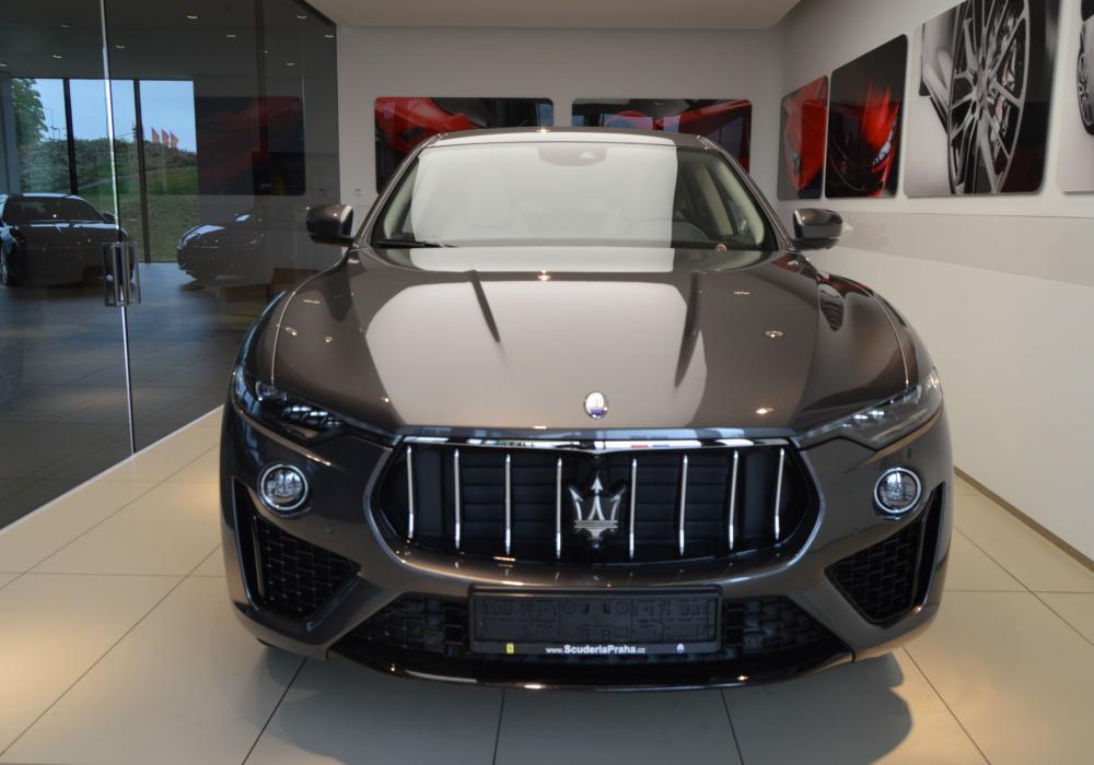 Maserati Levante Gransport Diesel - ZVÝHODNĚNÍ 300 000 KČ