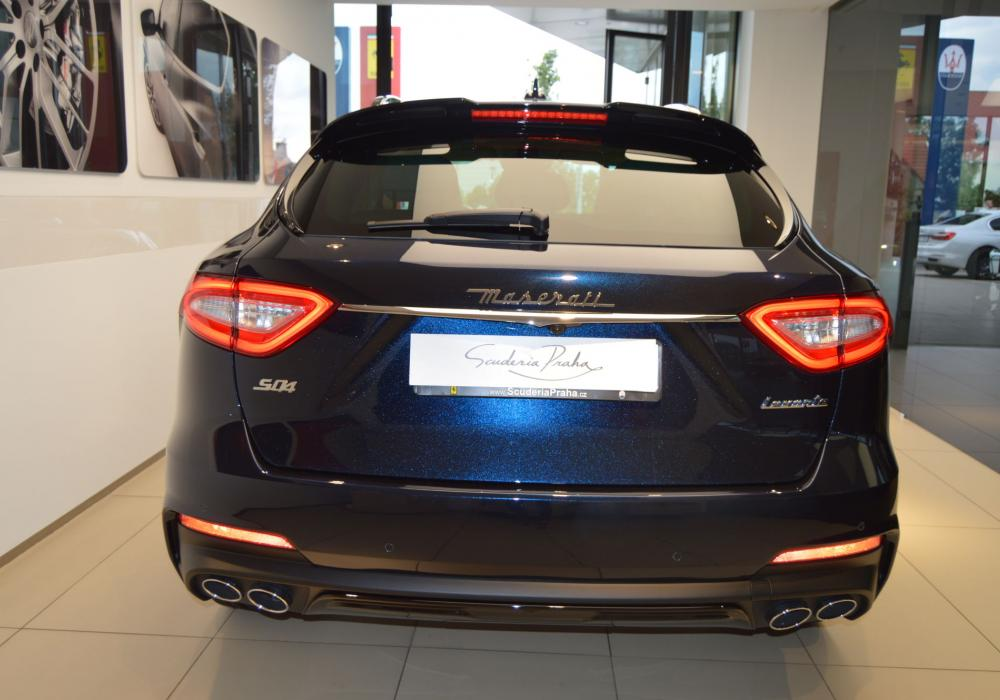 Maserati Levante S GranSport - ZVÝHODNĚNÍ 461 000 Kč