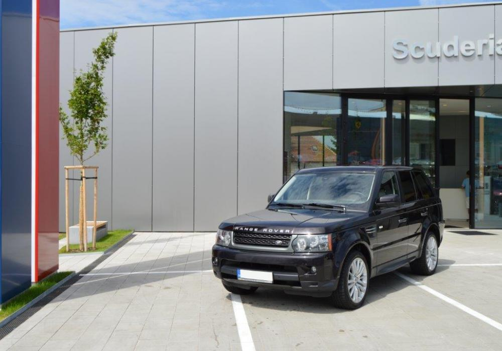 Land Rover Range Rover Sport 3.0 HSE