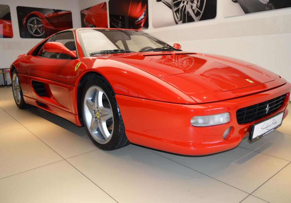 Ferrari F355 GTS 6st. manual