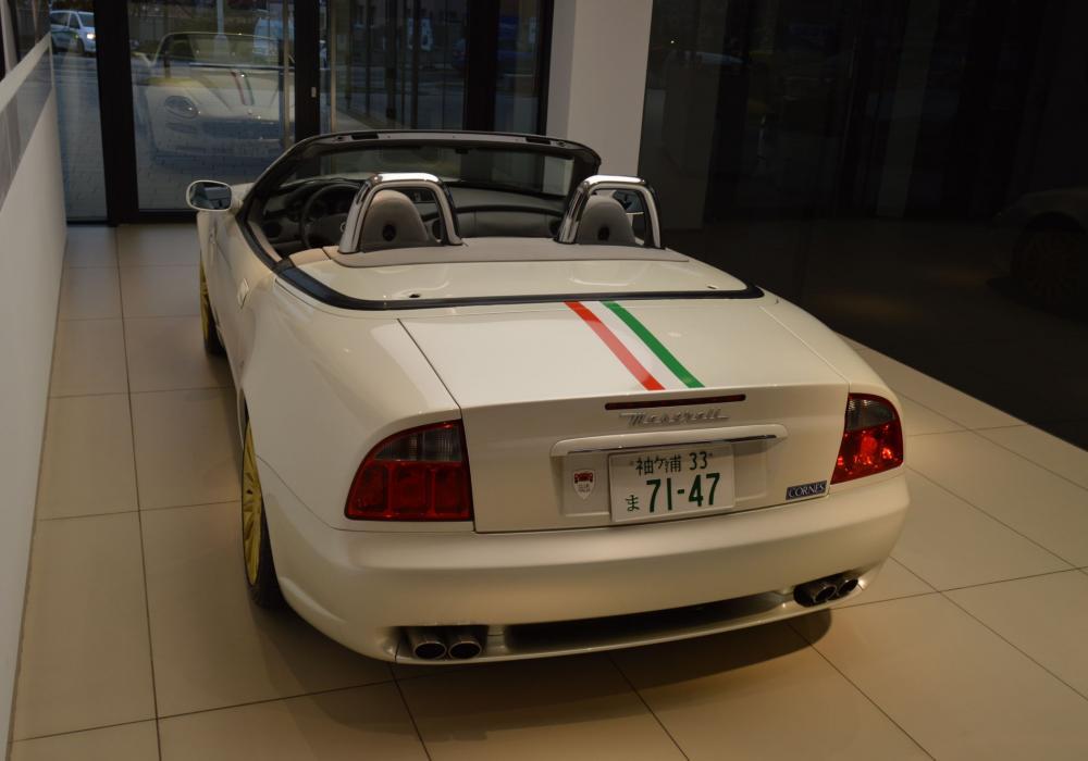 Maserati  SPYDER CAMBIOCORSA  4.2i V8