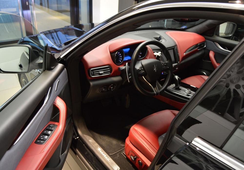 Maserati Levante S GranLusso - Zegna