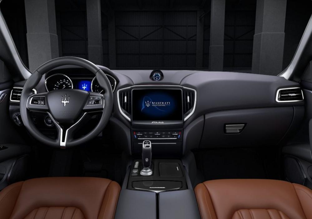 Maserati Ghibli Diesel MY19