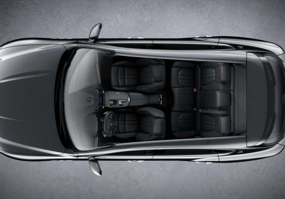 Maserati Levante GranSport S NERISSIMO PAKET