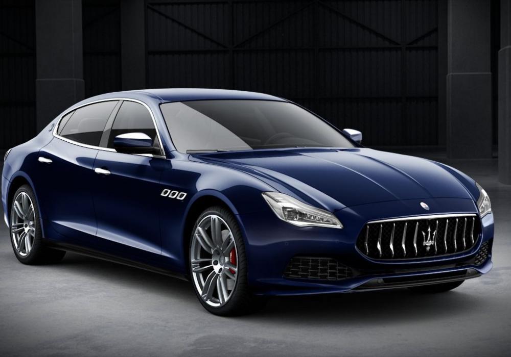 Maserati Quattroporte Diesel MY18
