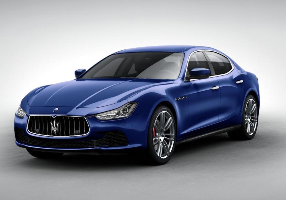 Maserati Ghibli GranLusso S Q4 MY18